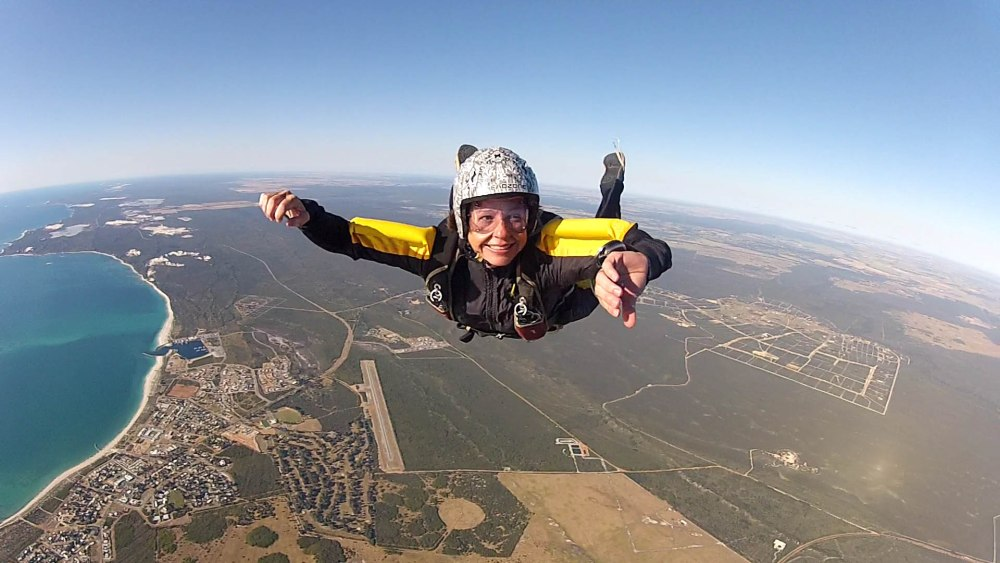 The Skydiver Diet (1/2)