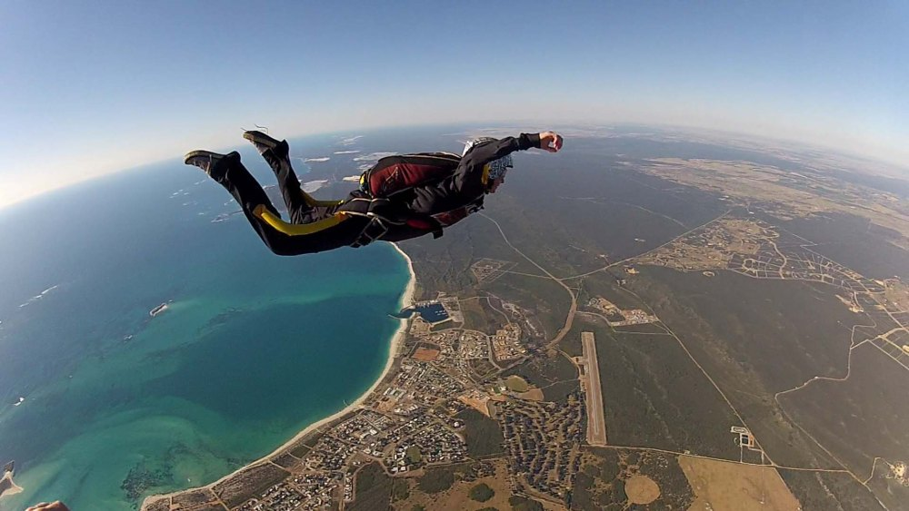 The Skydiver Diet (2/2)