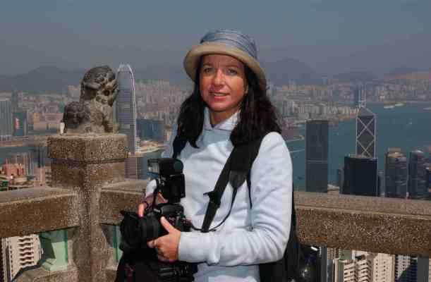 Me in Hong Kong 2004
