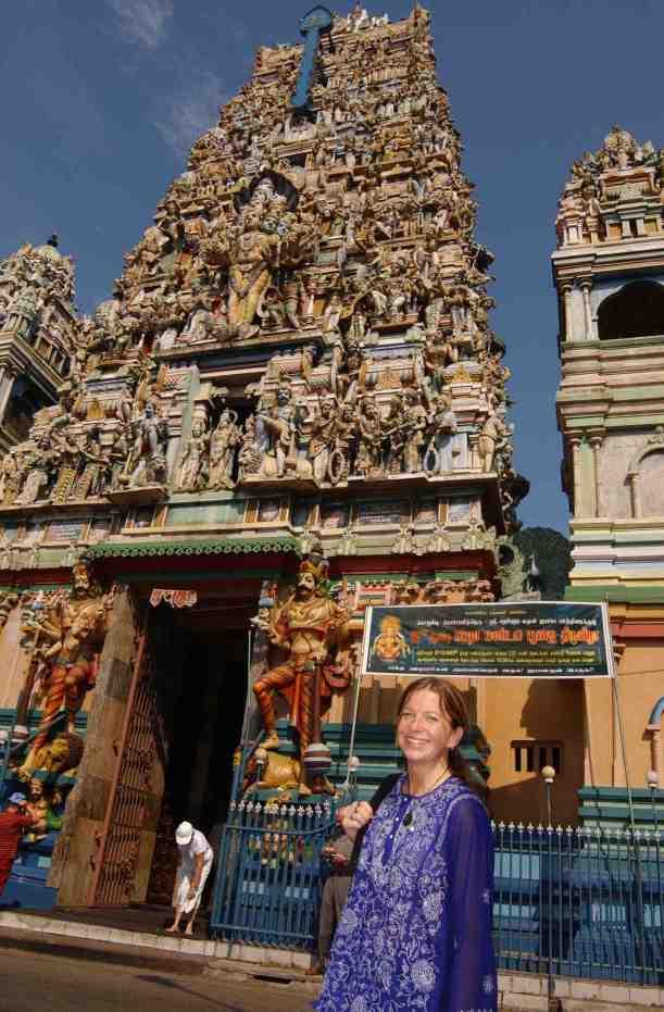 Me in Columbo, Sri Lanka