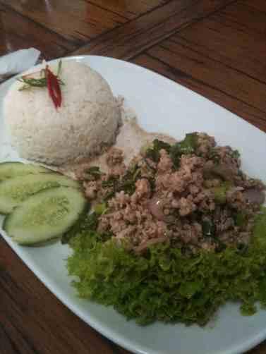 Feb 11 Thai food