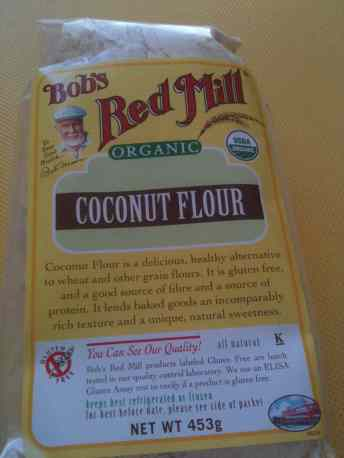 feb 27 coconut flour