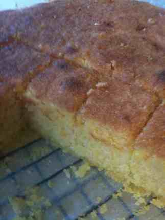 polenta baked