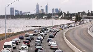 perth traffic