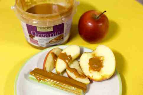 PB and apple