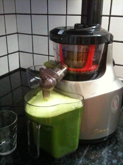 Optimum juicer
