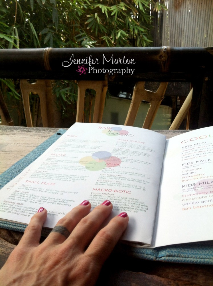 Review: Clear Cafe in Ubud, Bali (3/6)