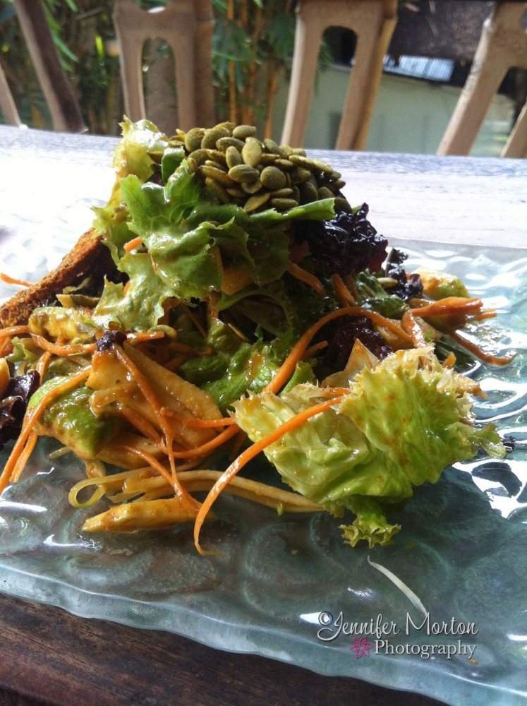 Review: Clear Cafe in Ubud, Bali (5/6)