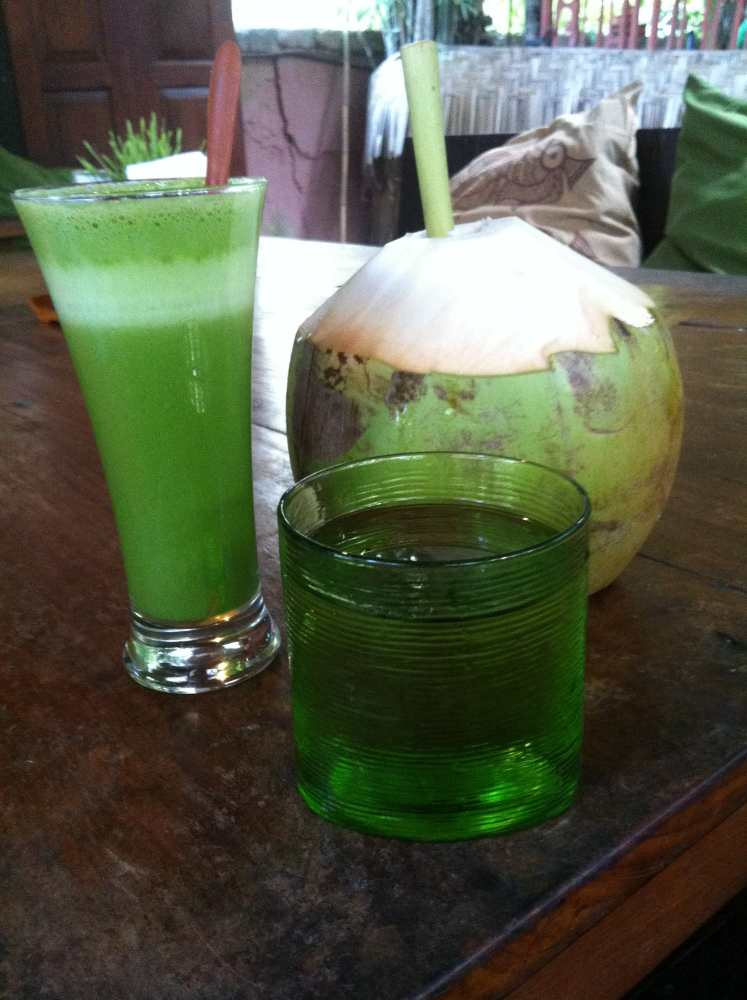Detox in Bali: Day 2 Feeling light and hungry (2/4)