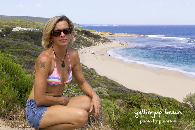 yallingup beach jenn